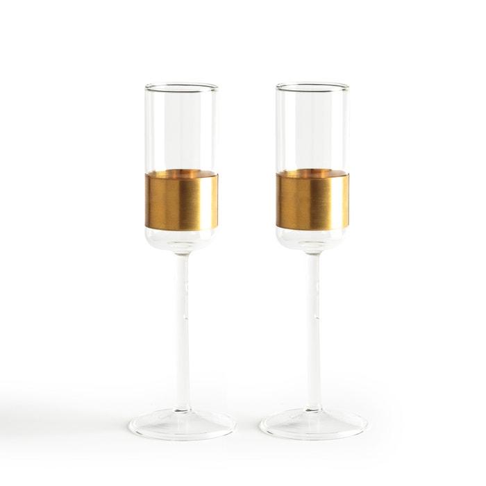 2 бокала под шампанское Cuivre Serax  AM.PM. image 0