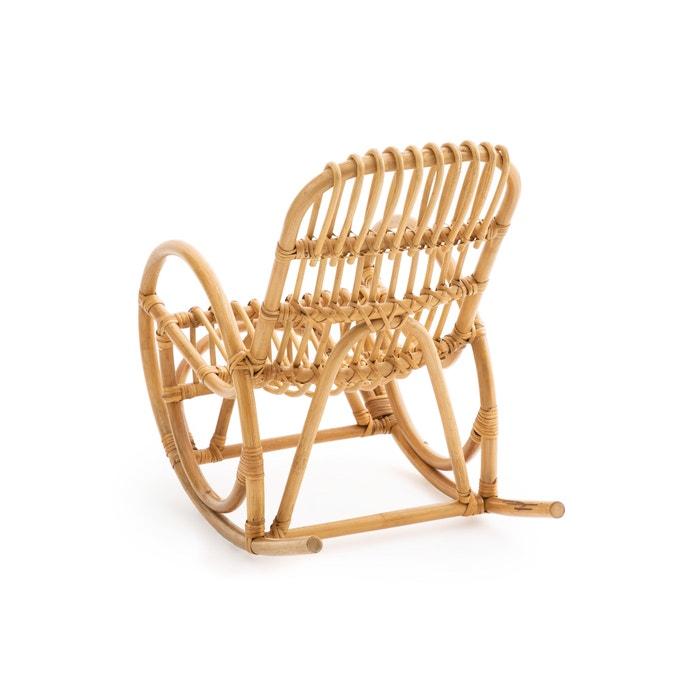 Malu Child S Rattan Rocking Chair