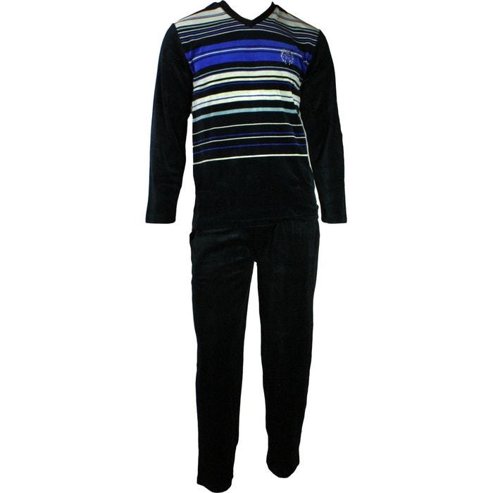 pyjama homme actuel multicolore mariner la redoute. Black Bedroom Furniture Sets. Home Design Ideas