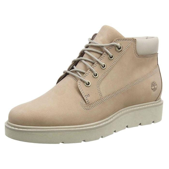 Kenniston nellie chaussure femme rose Timberland   La Redoute 61de96d10f6d