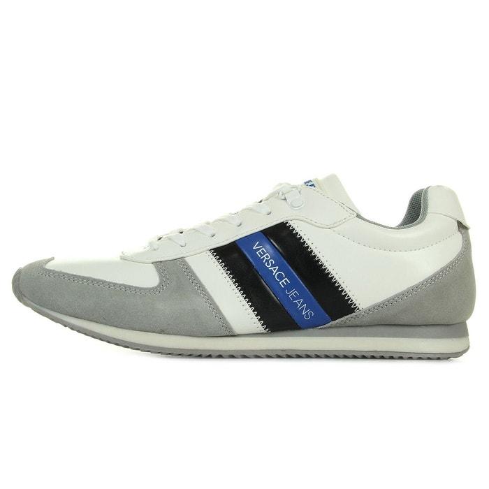 8b18f035afa Vente Images Footlocker Vente Pas Cher Le Meilleur Versace Jeans Sneaker  Uomo DisA3 Coated  Suede