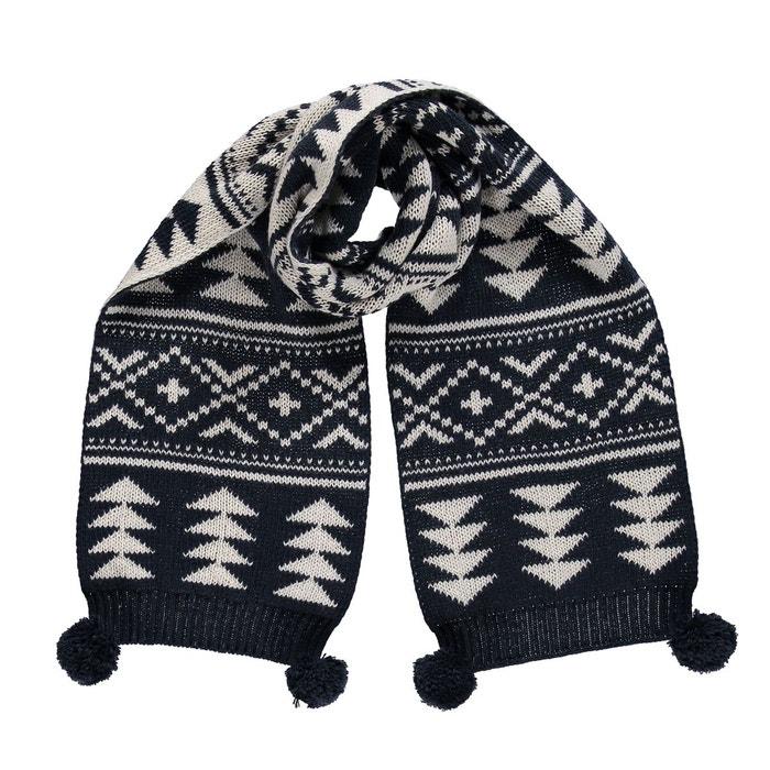 Echarpe retro knitted blanc vaporeux O'neill | La Redoute Grande Vente Prix Pas Cher Centre De Liquidation Marque Pas Cher Nouvelle Unisexe rzQ6ZLW6WW
