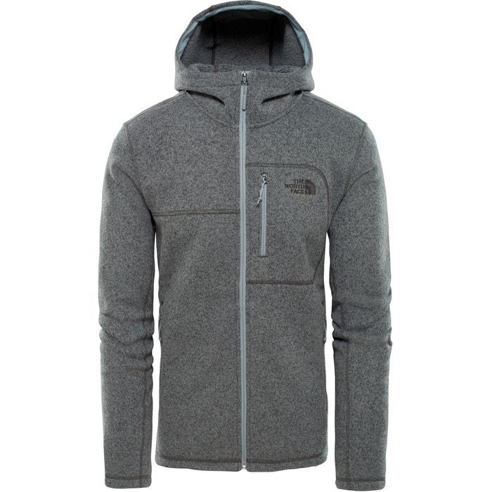 Gordon lyons - veste homme - gris gris The North Face   La Redoute 3601edae1956
