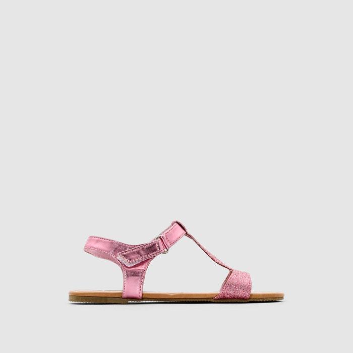 Sandálias com purpurinas para criança R édition