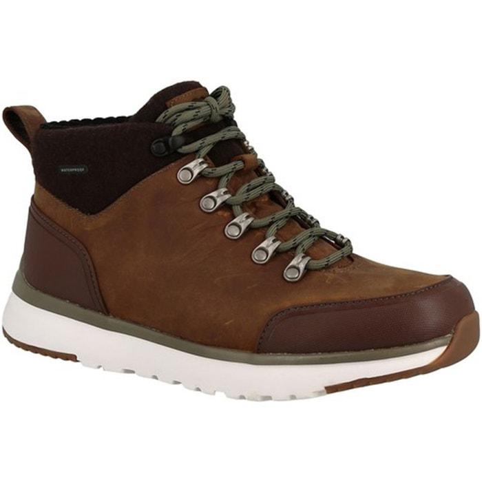 Boots olivert marron foncé Ugg
