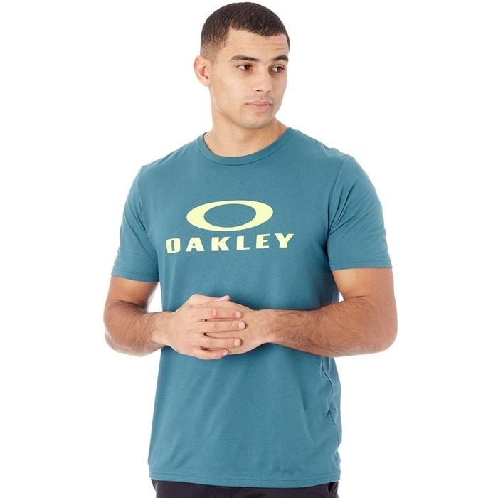 Tee shirt 50-bark ellipse vert Oakley   La Redoute 5d0b829334fd
