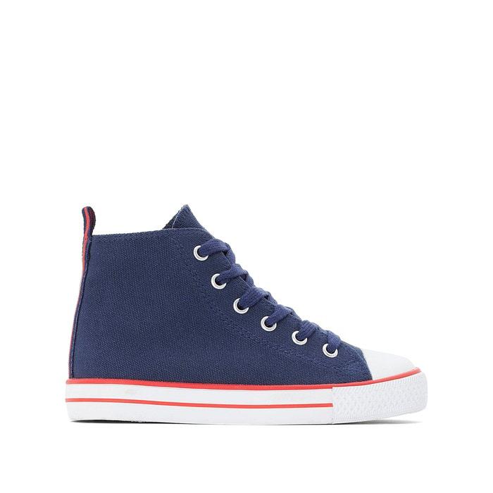 57c5701d0 Zapatillas de caña alta de lona