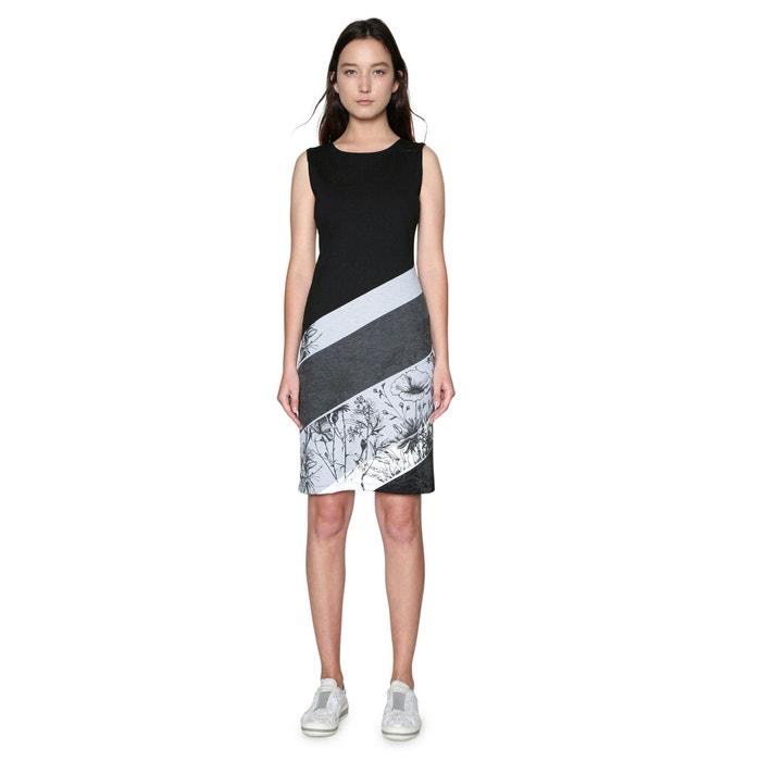 Short Graphic Print Dress  DESIGUAL image 0