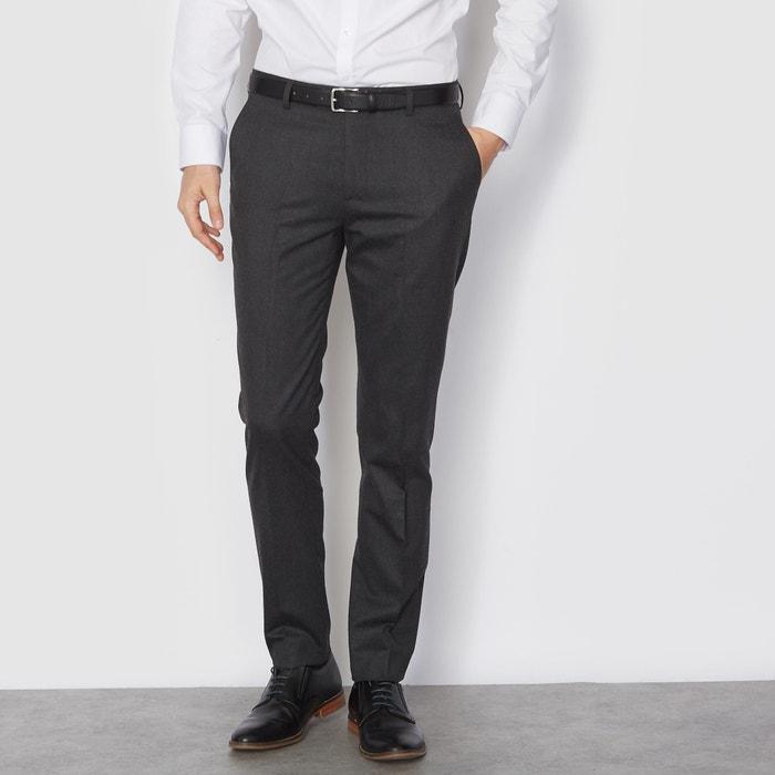 Image Pantalone da abito taglio attillato R essentiel