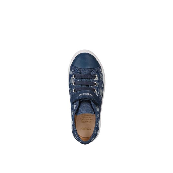 Zapatillas transpirables ciak azul marinoplateado Geox | La