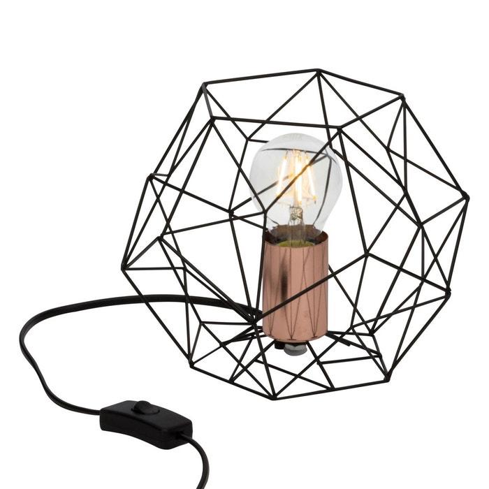 lampe a poser metal cuivre