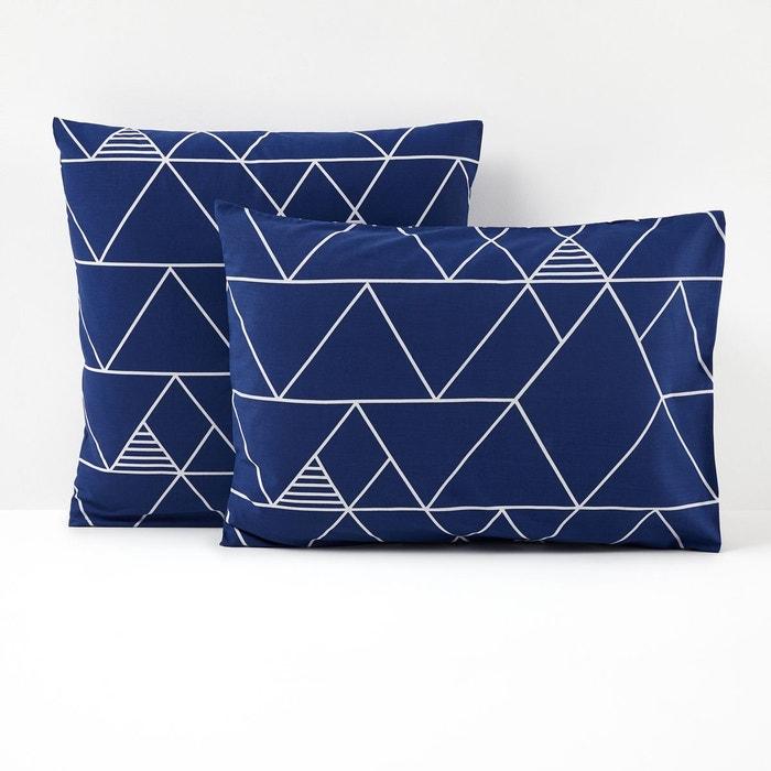 taie d oreiller coton odin la redoute interieurs la redoute. Black Bedroom Furniture Sets. Home Design Ideas