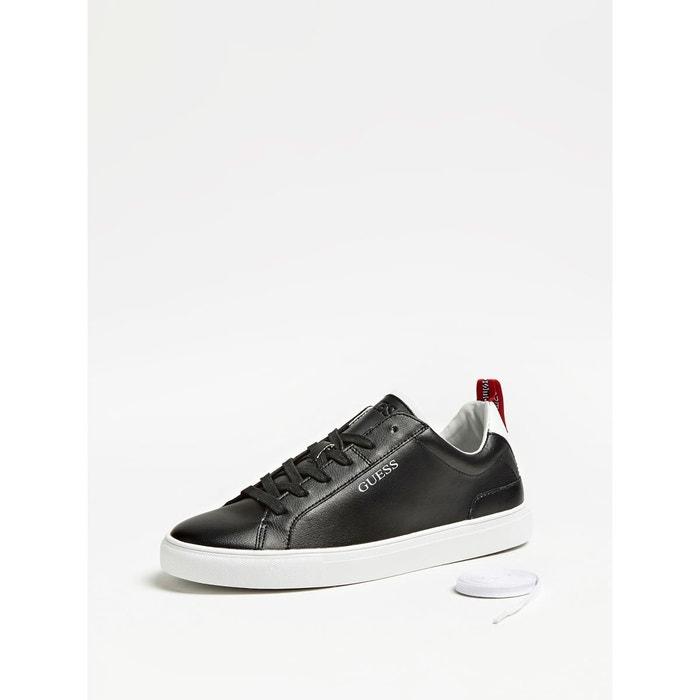 Sneaker Luiss Low Cuir Veritable