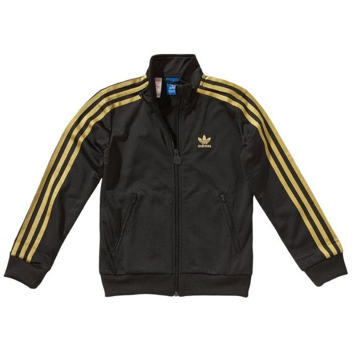 Veste de survêtement firebird noir Adidas Originals   La Redoute af51e0d7d99b