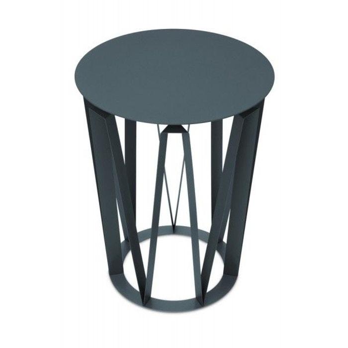 Table d 39 appoint t le laqu e granit presse citron arlette - Presse citron de table individuel ...