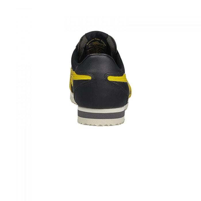 Basket asics tiger corsair - ref. d713l-9004 noir Asics