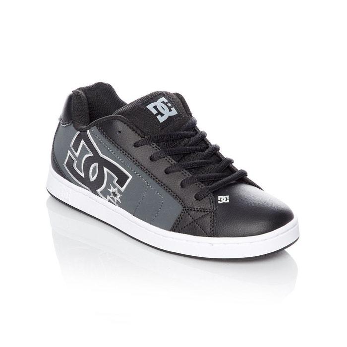 Chaussure net noir Dc Shoes