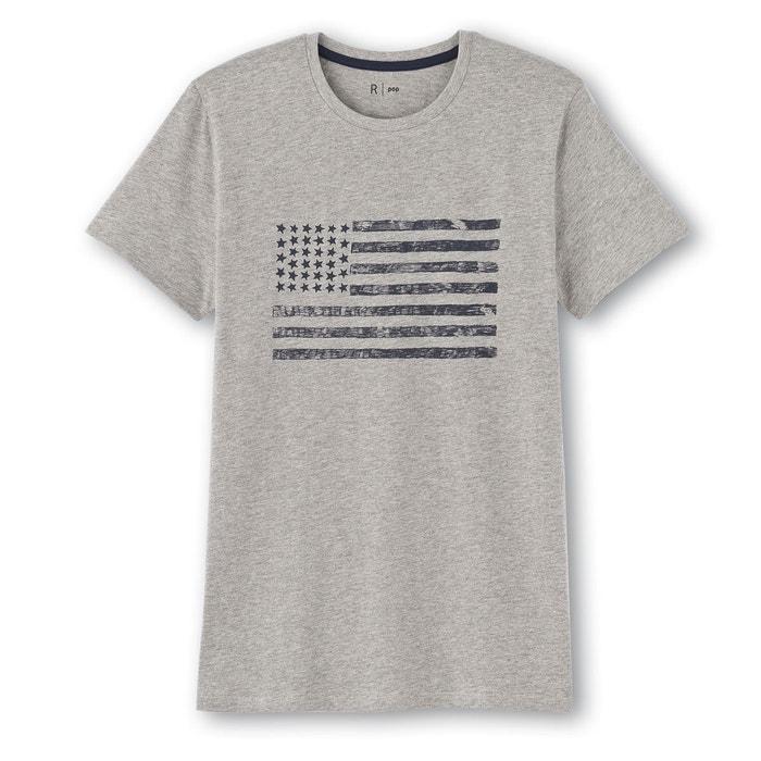 Tee shirt  imprimé 10-16 ans La Redoute Collections