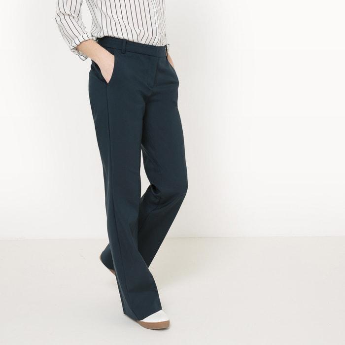 Image Pantalon bootcut polycoton atelier R
