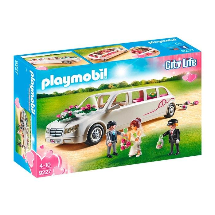 Playmobil 9227 city life limousine avec couple de mari s couleur unique pla - La redoute playmobil ...
