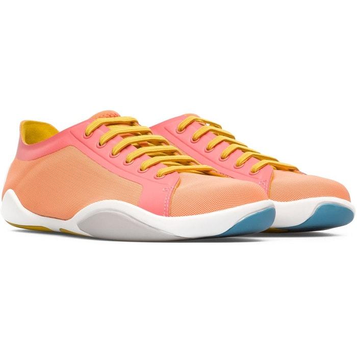 Noshu k200351-009 baskets femme orange Camper