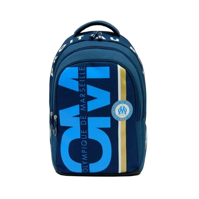 Sac à dos om 3 compartiments bleu bleu Made In Sport | La Redoute Acheter Pas Cher Pas Cher gPeDEhwyc6