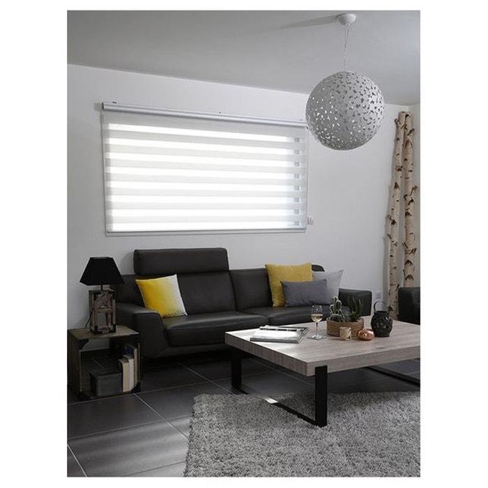 store jour nuit tissu jacquard madeco la redoute. Black Bedroom Furniture Sets. Home Design Ideas