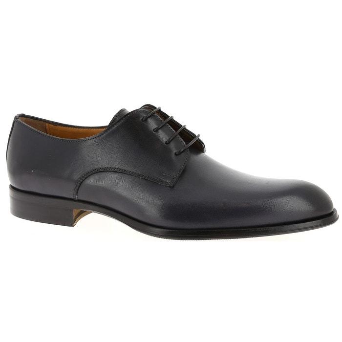 Flecs T670 022 marine - Livraison Gratuite avec - Chaussures Richelieu Homme