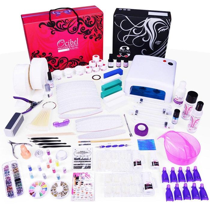 kit ongles gel suisse