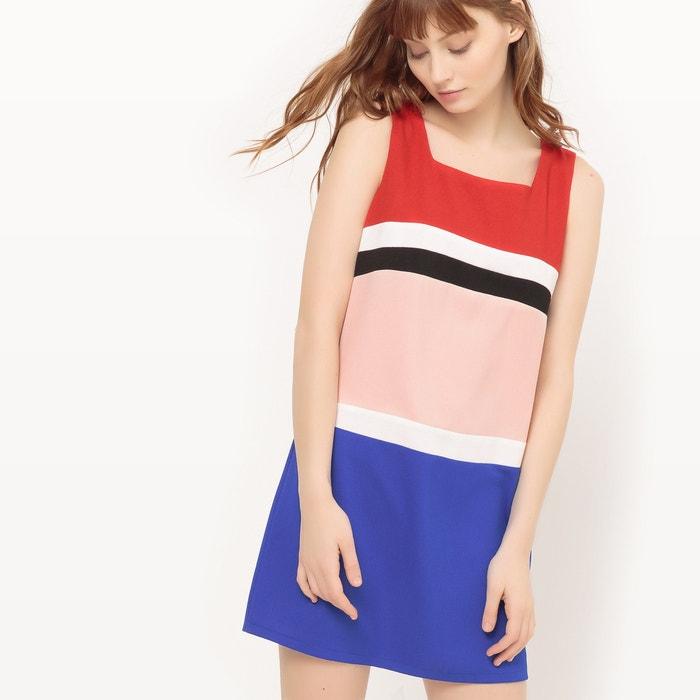 MOLLY colores magas con sin de Vestido BRACKEN bandas rvwq0r