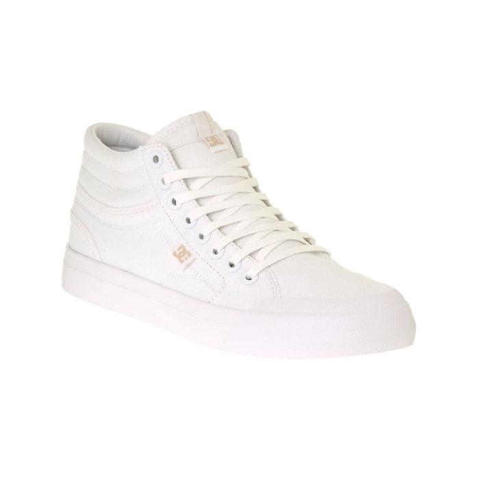 Baskets montantes tx blanc Dc Shoes