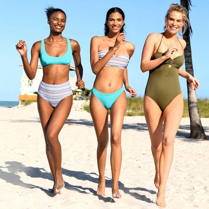 a de Redoute Braguita Collections rayas bikini La alta WOYapW