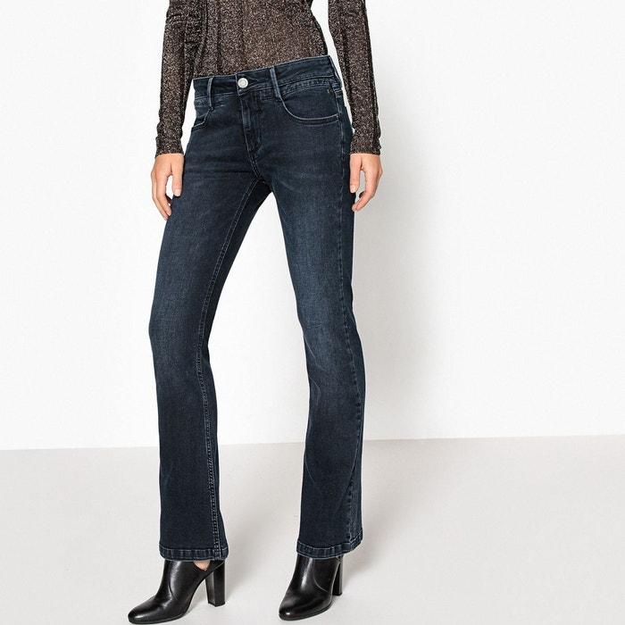 Jeans bootcut femme la redoute