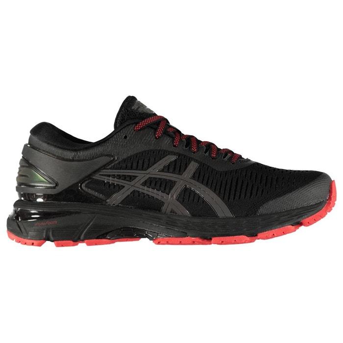 0ea492a6bf19a Chaussures gel-kayano 25 de running noir noir Asics   La Redoute