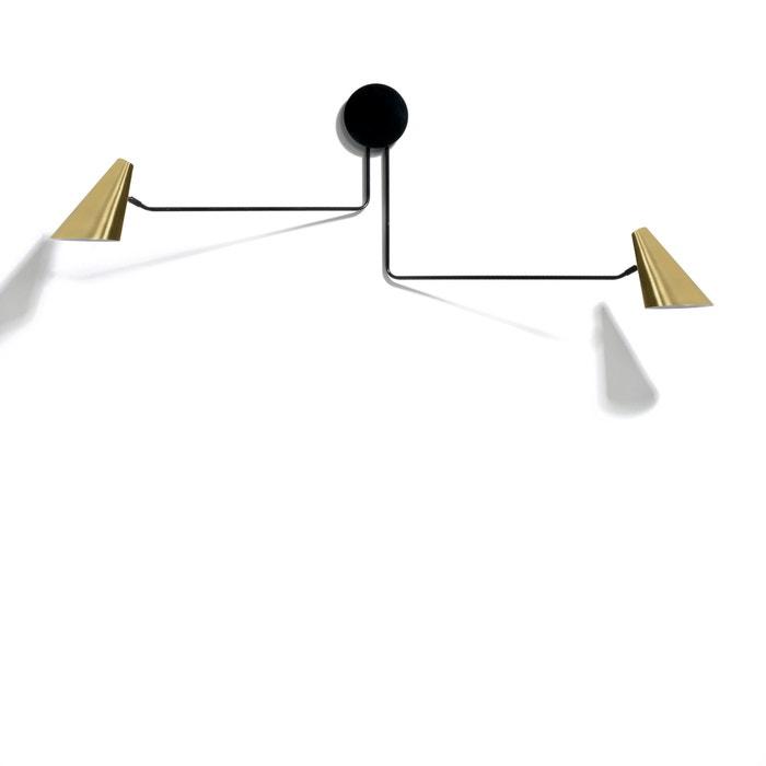 Lampada da parete doppia, Baréa  AM.PM. image 0