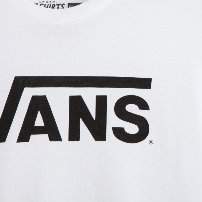 delante estampado de con corta VANS y Camiseta manga cuello redondo x6xXYFP
