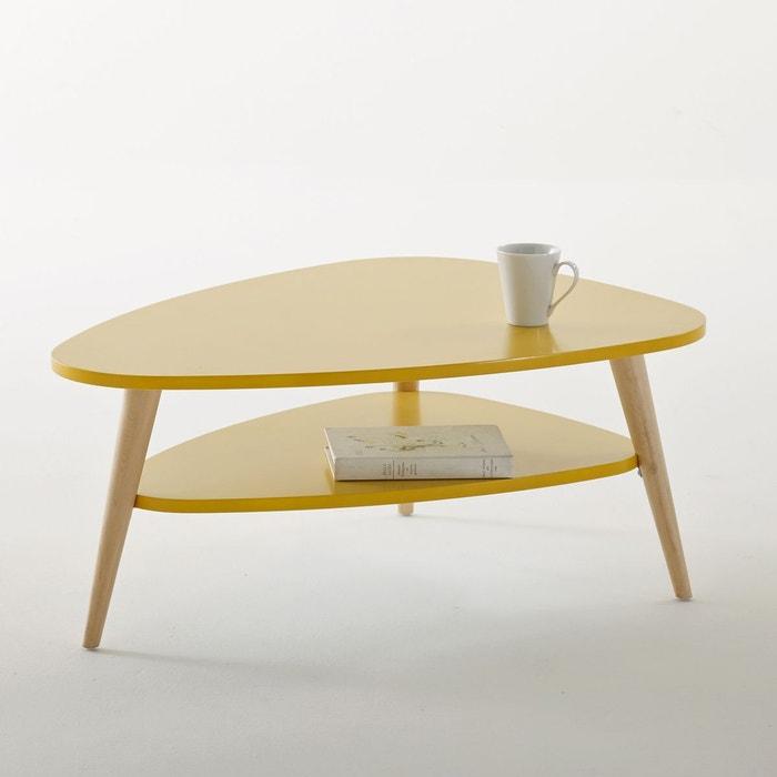 Table basse vintage double plateau, jimi La Redoute Interieurs | La ...