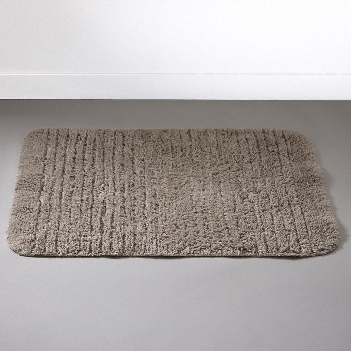 tapis de bain uni tuft 1100 g m scenario la redoute interieurs la redoute. Black Bedroom Furniture Sets. Home Design Ideas