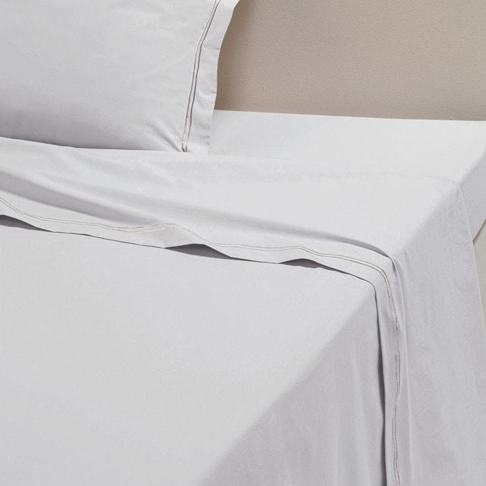 PALACE 100% Cotton Percale Flat Sheet  La Redoute Interieurs image 0