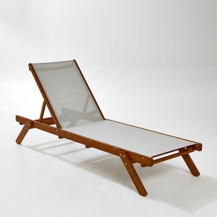 bain de soleil aurette la redoute interieurs la redoute. Black Bedroom Furniture Sets. Home Design Ideas
