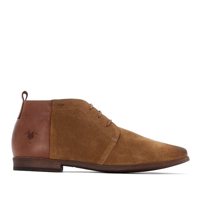 afbeelding Desert boots in leer Zepi59 KOST