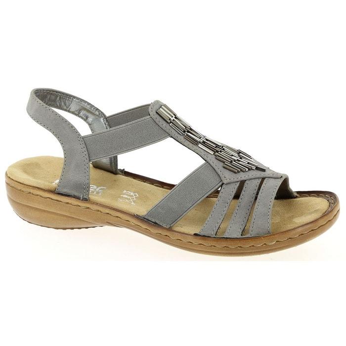 Sandales et nu-pieds RIEKER 60800 42