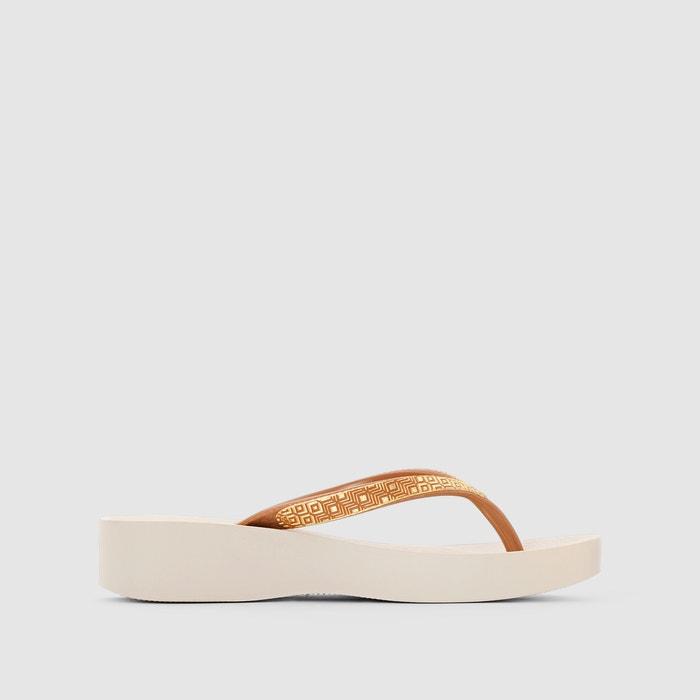 Image Mesh Plat II Fem Wedge Sandals IPANEMA