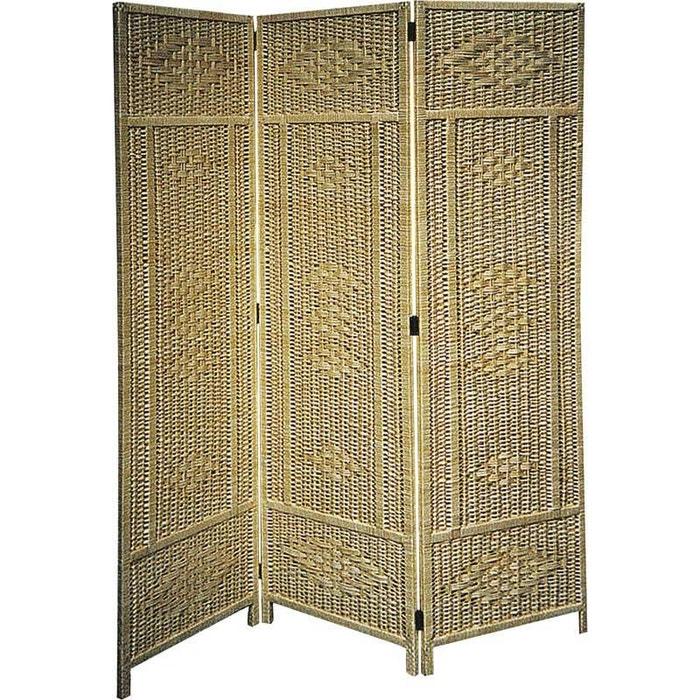 paravent en clisse blanche naturel aubry gaspard la redoute. Black Bedroom Furniture Sets. Home Design Ideas