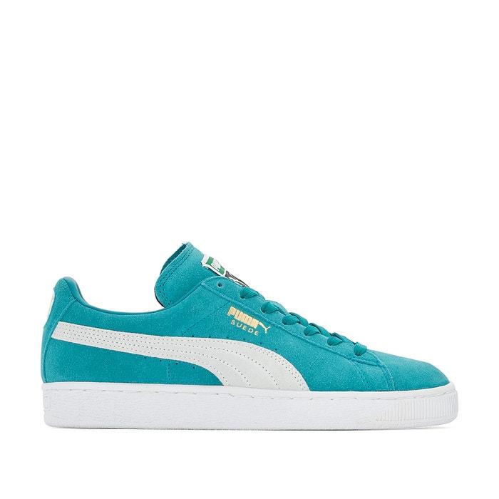 Suede classic + trainers turquoise Puma  e6ae9a14d