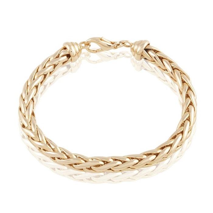 Bracelet plaqué or jaune Histoire D'or | La Redoute Dédouanement Livraison Gratuite Wiki Vente Pas Cher De Gros 13py6iWO