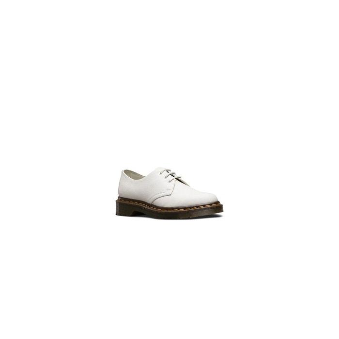 Chaussure de ville 1461 blanc Dr Martens Acheter Pas Cher Marchand Explorer La Vente En Ligne Énorme Surprise Pas Cher En Ligne Excellent Pour La Vente bRa4LJgG
