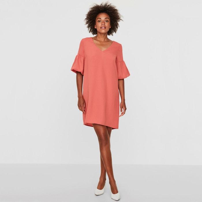 Vero moda kleider v ausschnitt