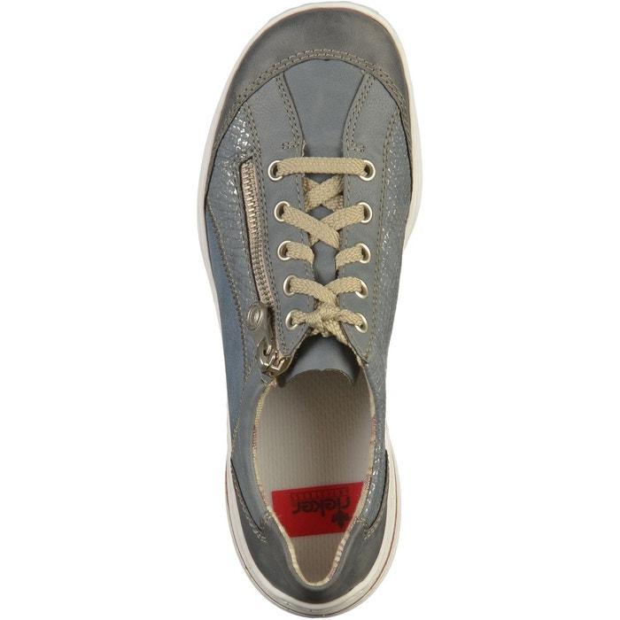 Sneaker bleu Rieker