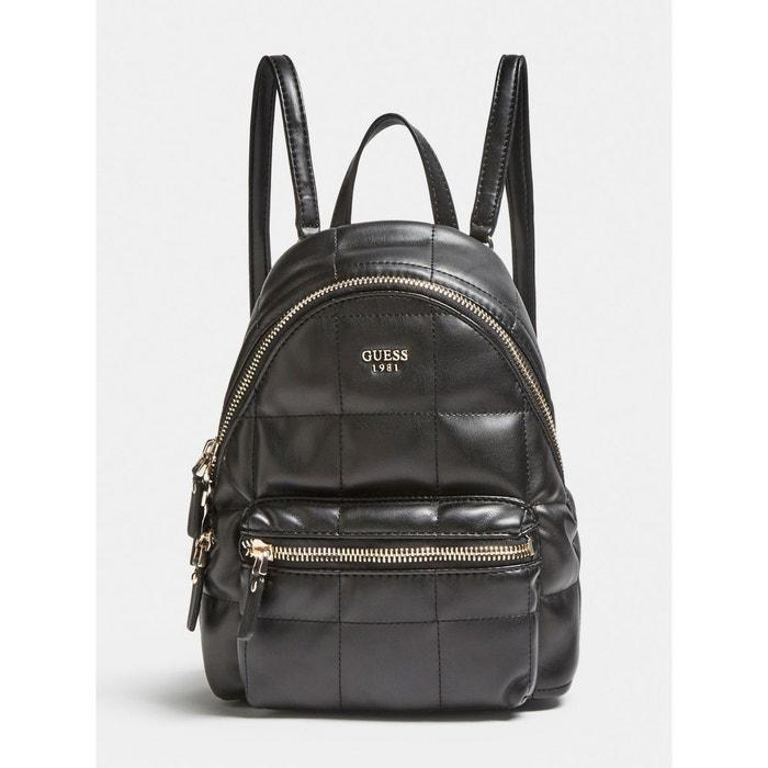 Petit sac a dos urban sport noir Guess   La Redoute d8b8638a08a4